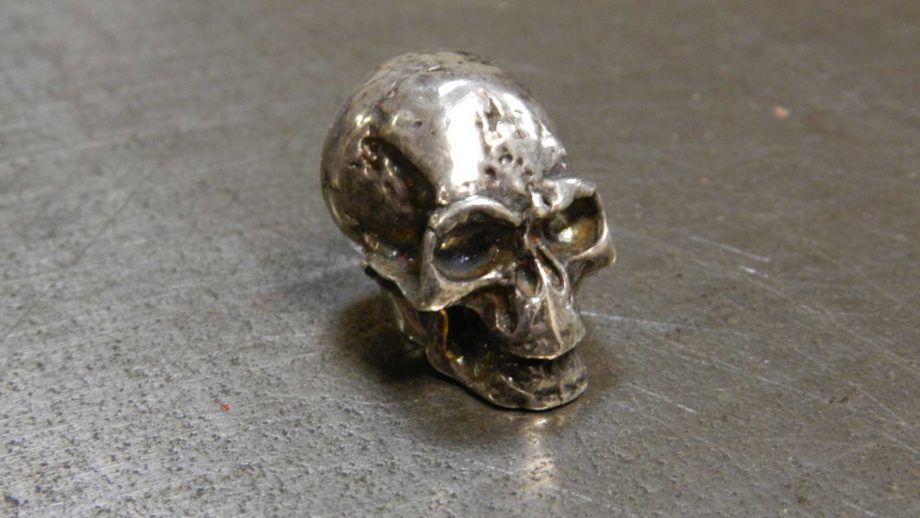 Roadrunner Custom Knob Skull Head