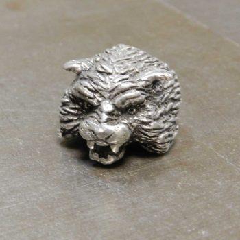 Roadrunner Custom Knob Wild Cat Head