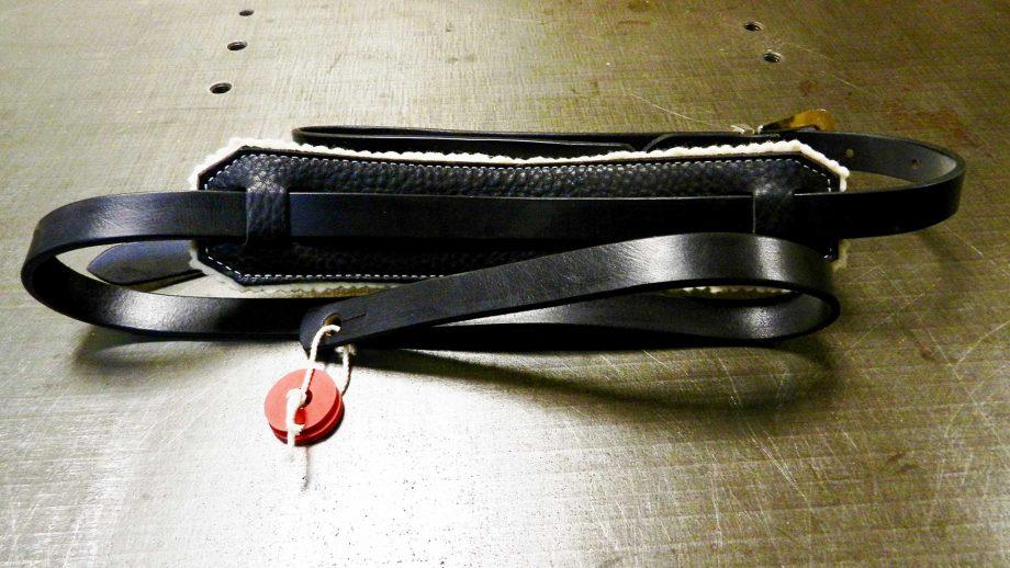 Roadrunner Guitar Strap Black