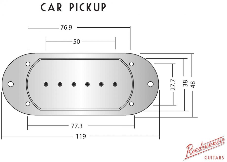 Roadrunner guitars pickup plan