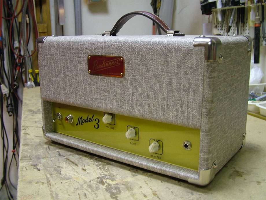 Roadrunner Amps Model 3 Head Only