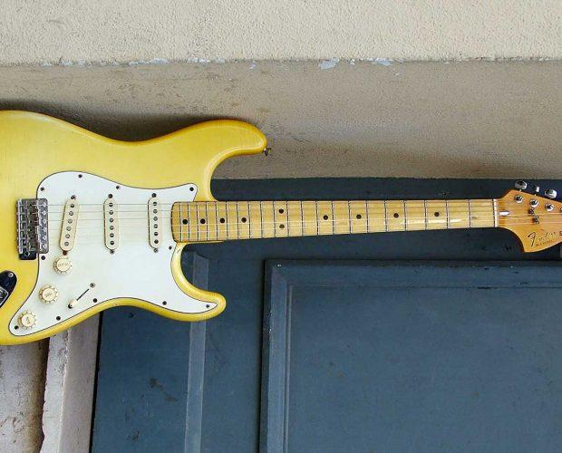 Fender Stratocaster 70's