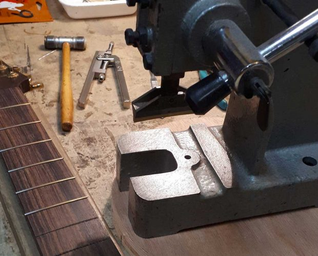 Takamine Fret Job