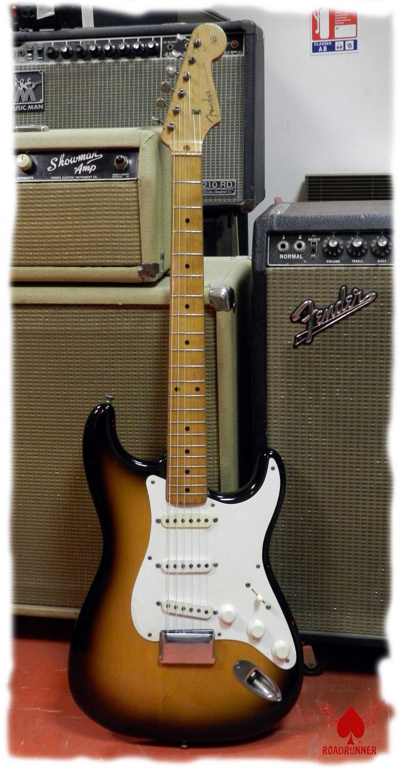 Fender Stratocaster 1956 Restoration