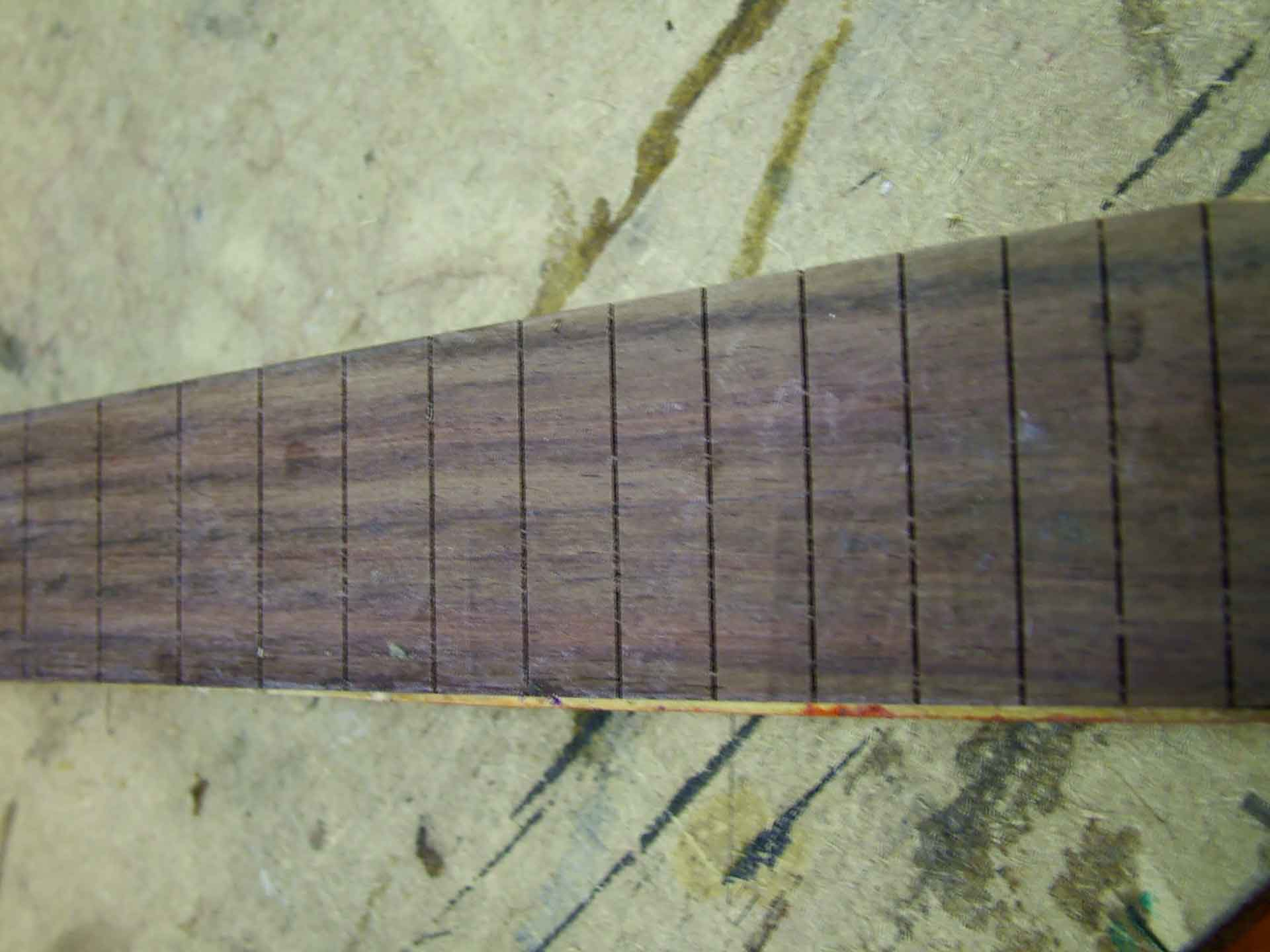 Höfner Verythin Guitar Restoration
